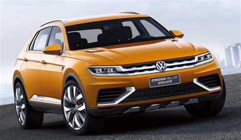 volkswagen coupe volkswagen tiguan coupe coming in 2017 r in 2018