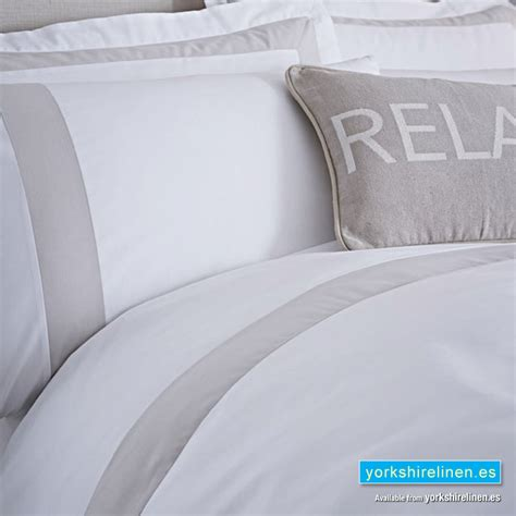 Neutral Bed Covers by Tailored Neutral Duvet Cover Set Linen