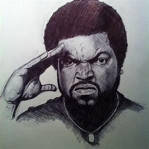 Ice Cube by NesterYaDig on DeviantArt