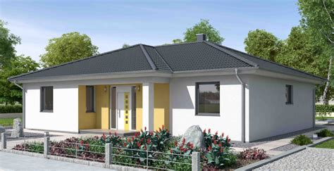 Moderner Bungalow K125 Von Ytong Bausatzhaus
