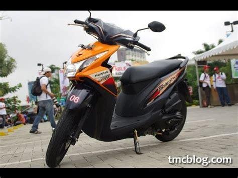 Combi Brake System  Honda Beat Fi Youtube
