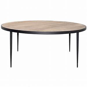 French large round coffee table no 44 furniture cobham for Large circular coffee table