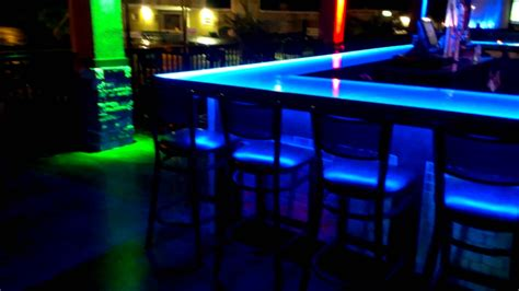 bar and nightclub led lighting ideas
