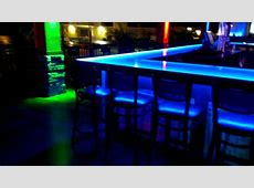 Bar and nightclub LED lighting ideas YouTube
