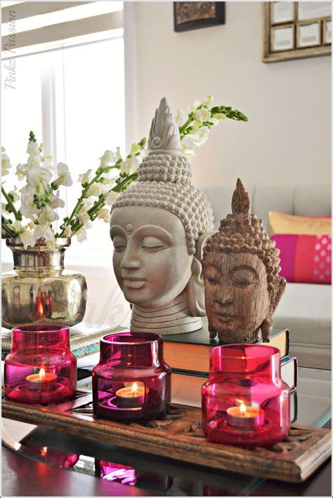 india home decor buddha d 233 cor buddha heads snapdragon flowers ikea