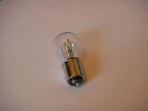 new harley davidson clear tail light bulb