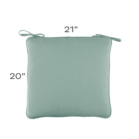 outdoor chair cushion g 21 x 20 ballard designs