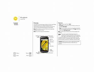 Manual - Motorola Moto E  2nd Generation