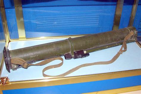 Rpg-26 Anti-tank Disposable Rocket Launcher