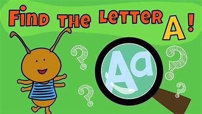 Letter Games Alphabet Singing Walrus Fun Letters