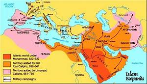 growth of the muslim empire maps - Google Search | Iran ...