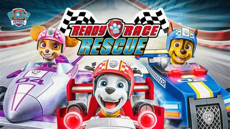 paw patrol ready race rescue film complet en