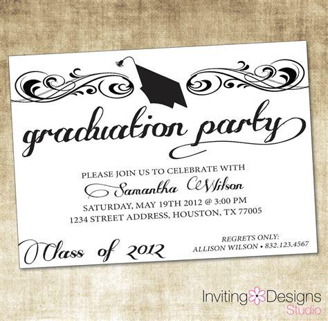 grad party invite unique ideas for college graduation invitations templates invitations templates