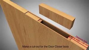 Hafele Concealed Door Closer