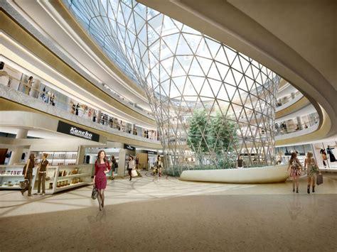 Interior Shopping by Hassell Projects Sanya Haitang Bay Cdf International