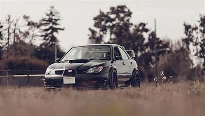 Subaru Wrx Sti Impreza Tuning Wallpapers Landscape