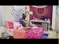 how to decorate your room How to Decorate Your Dorm Room - YouTube