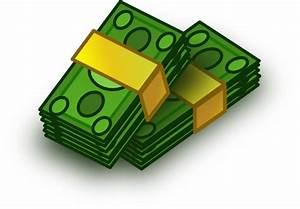 Stacks Of Money Clip Art at Clker.com - vector clip art ...