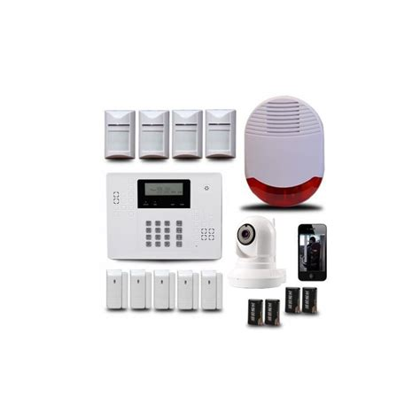systeme d alarme maison syst 232 me d alarme maison sans fil avec 233 ra ip orum ka540v