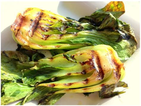 grilled baby bok choy recipes healthy healthy meal