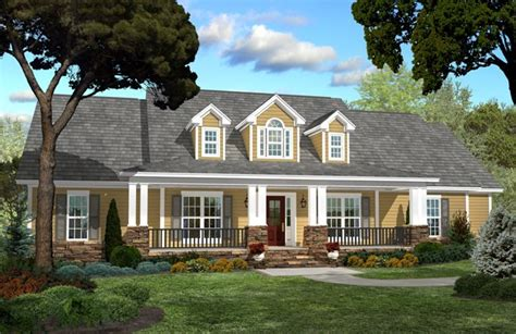 Nice Country Style Home Plans #2 Country Style House Plans