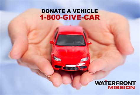 Donate Vehicles by Vehicle Donation Program Waterfront Thrift