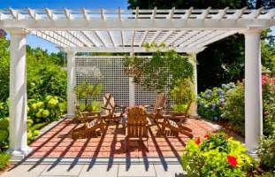 Diy Fabric Patio Cover Ideas by Shaded To Perfection Elegant Pergola Designs For The