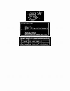 Gmc Workshop Manuals  U0026gt  Sierra 1500 2wd V6