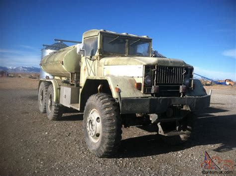 For Sale Ebay by 1955 Mack M123 6x6 10 Ton Truck No Reserve