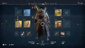 Assassin's Creed Origins weapons - how cursed and ...
