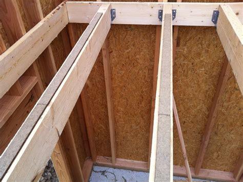 l ossature bois de l 233 tage est pos 233 e pose du plancher isolation phonique pose de la