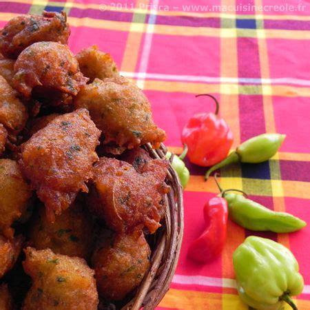 cuisine antillaise guadeloupe 1000 ideas about accras de morue on cuisine