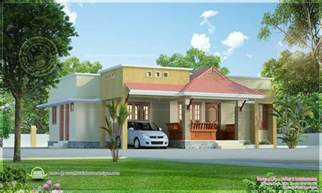 small style homes small kerala style beautiful house rendering home kerala plans