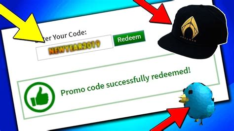 roblox promocodes  june working youtube