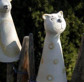 Keramik Geschirr Handgemacht : insektenhotels landhausidyll gartenkeramik ~ Frokenaadalensverden.com Haus und Dekorationen
