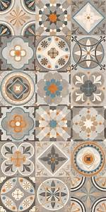 Carreaux De Ciment Adhesif Sol : carrelage imitation carreau de ciment ancien d cor gr s ~ Premium-room.com Idées de Décoration