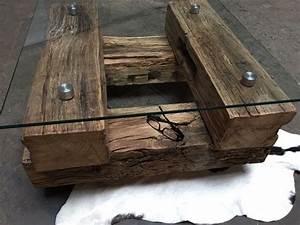 Holz Für Dachstuhl : couchtisch quatro 2 auf rollen dachstuhl lehm und tisch ~ Sanjose-hotels-ca.com Haus und Dekorationen