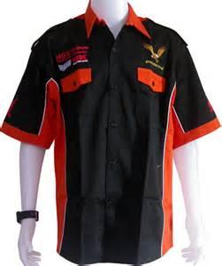 Custom Racing Shirts Uniforms
