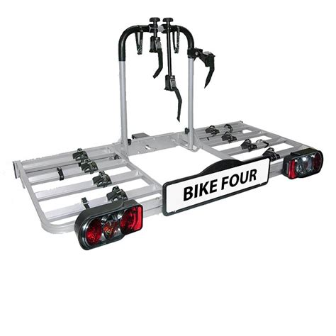 eufab bike four eufab eufab hecktr 228 ger quot bike four quot f 252 r anh 228 ngekupplung atp autoteile