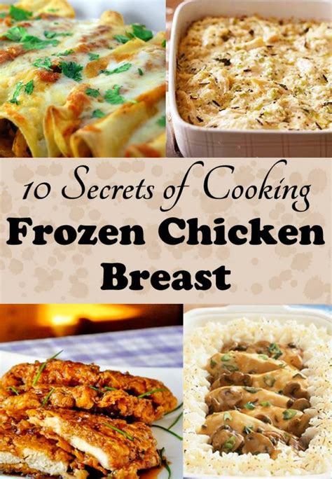 how should you boil chicken breast how to cook frozen chicken breasts in a crock pot
