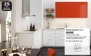 Prix Cuisine équipée Ikea : prix porte cuisine ikea abstrakt tout sur la cuisine et ~ Dallasstarsshop.com Idées de Décoration