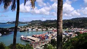 Saint Lucia Island / Nick Lido in Castries - YouTube