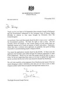 Good Faith Marriage Letter Sample
