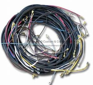 141971011h Wire Loom Complete Ghia 7  73