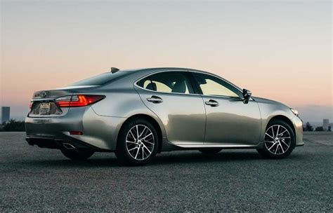 lexus es  release date price design overview