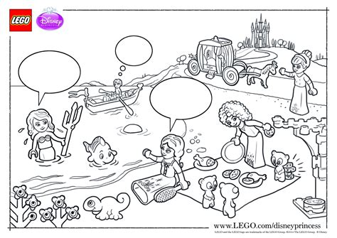 Lego Friends Coloring Pages To Print Free Coloring Books