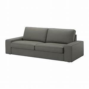 Canapé Vert Ikea : kivik canap borred gris vert ikea ~ Teatrodelosmanantiales.com Idées de Décoration