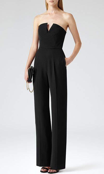 black jumpsuit for wedding nilo casual jackets wedding year celebration and