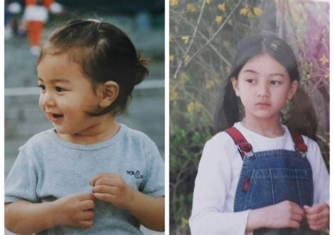 These Childhood Photos Of Twice Prove They're Natural