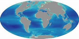 A Decade Of Ocean Color